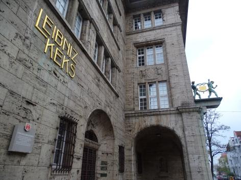 Leibniz Bahlsen Kekse